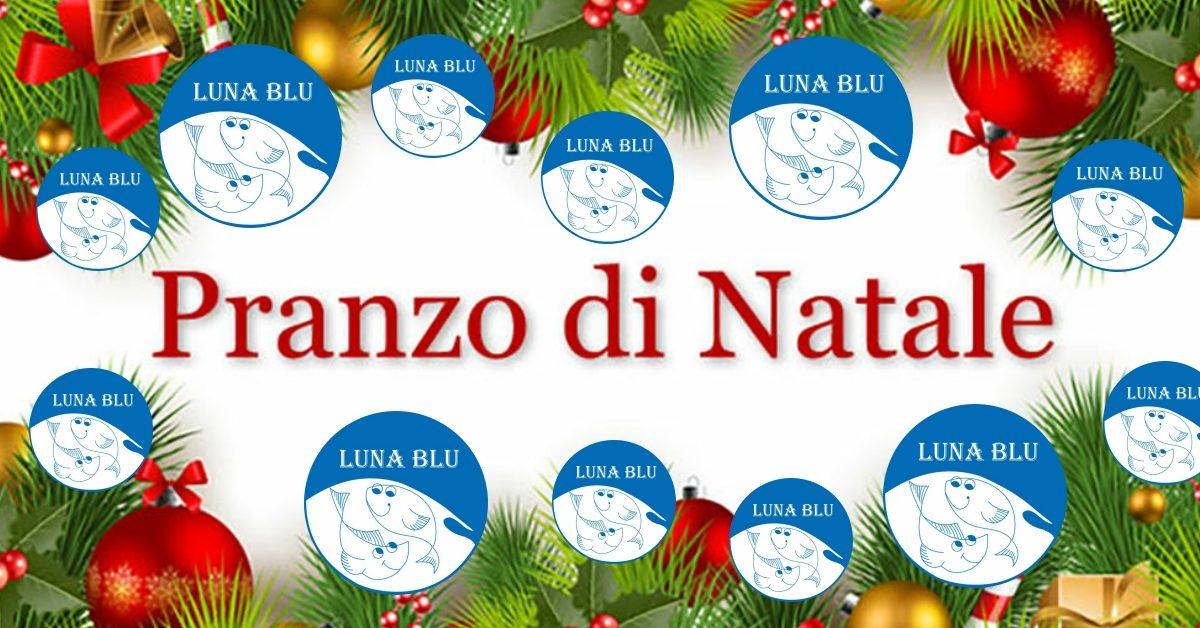 Pranzo di Natale a Parma al Ristorante Luna Blu
