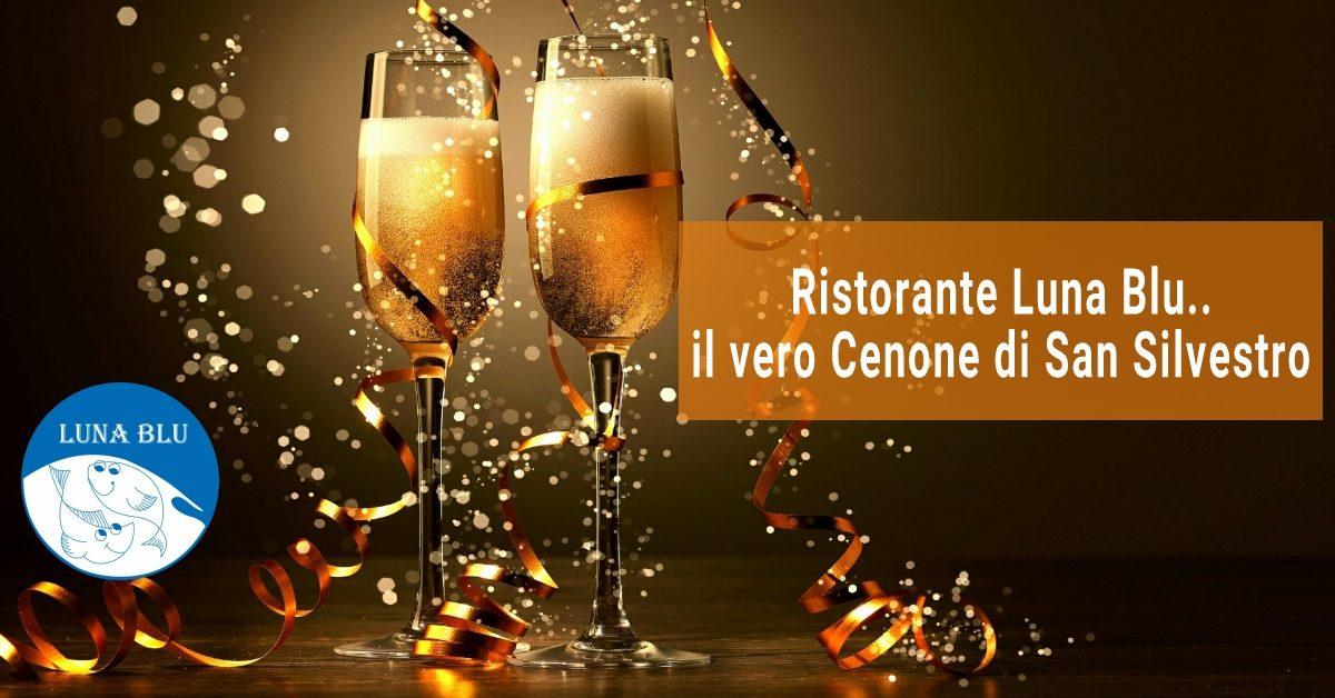 Cenone di San Silvestro e Capodanno a Parma con il Mare del Ristorante Luna Blu