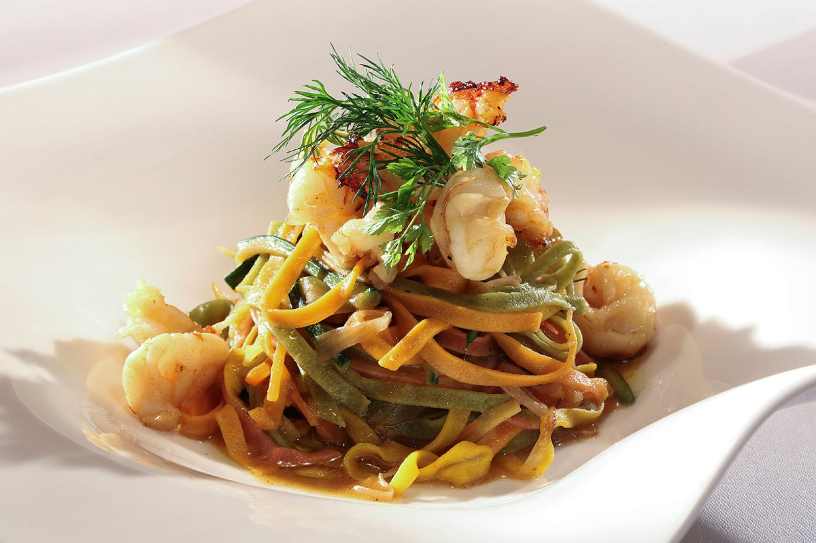 Ristorante a base di Pesce a Parma Conduzione e Cucina Familiare | Ristorante Pizzeria Luna Blu