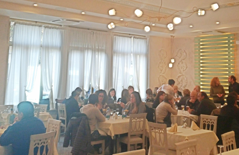 Orari sino al 3 Aprile Ristorante Pizzeria Luna Blu Parma